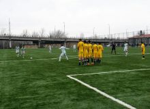 Про-лига: «Истиклол» проиграл команде Высшей лиги Кыргызстана