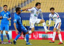 Лучшие моменты матча «Бунёдкор» - «Бухара» (Фото)