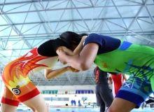 Женская сборная Узбекистана по спортивной борьбе готовиться к лицензионному турниру на Токио-2020
