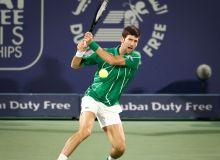 Novak Jokovich yarim finalda