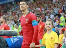 Роналду жаҳон чемпионатлари тарихида хет-трик қайд этган энг ёши катта футболчига айланди