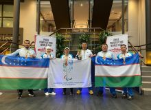 Uzbekistan powerlifters dominate Manchester World Cup