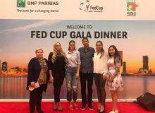 FedCup: Победа теннисисток Узбекистана в парных соревнованиях