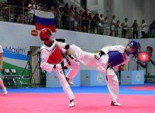 Таэквондочимиз Зафарбек Каримов жаҳон чемпионатининг финалида