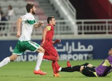 FC Lokomotiv receive a 3-2 defeat from Al Duhail SC in Doha