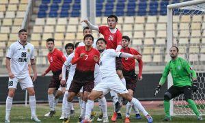 АГМК провёл контрольный матч против клуба «Ок-тепа»