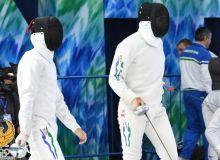 Шпажисты Узбекистана примут участие в Кубке мира