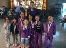Ученицы Джамили Рахматовой стали победительницами в Казахстане