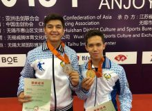 В Китае состоялся узбекский финал фехтовальщиков