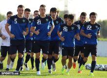 Photo Gallery. Srecko Katanec's job starts as Uzbekistan kick off training camp