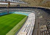 Бунёдкор стадиони (04.05.2020)