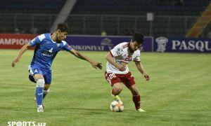 Photo Gallery. FC Bukhara 0-1 FC Nasaf