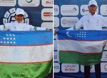 Представители Узбекистана завоевали ещё две золотые медали Гран-При