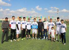 В Фергане прошёл финал по мини-футболу