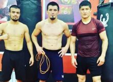Uzbekistan's Muhammadsalim Sotvoldiev to compete for WBO Oriental title in Ukraine