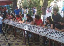 Молодёжная женская сборная Узбекистана U-19 приняла участие в праздновании Международного олимпийского дня