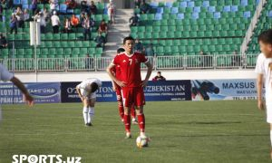 Photo Gallery | First Half. FC Navbahor 2-3 FC Bunyodkor