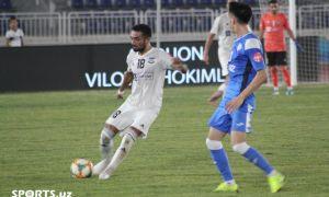 Match Highlights. FC Andijan 2-0 FC Bukhara