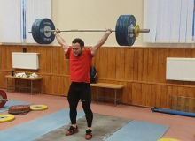 Завершился УТС тяжелоатлетов в Украине