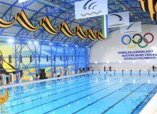 В РКОР теперь есть новый бассейн, отвечающий олимпийским нормам