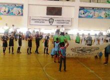 Промежуточная финишная прямая XXII Чемпионата Узбекистана.