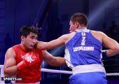 Бокс. Финал! Мадиёр Саидраҳимов - Санжар Турсунов