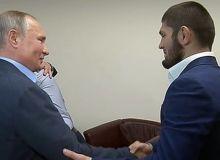 Ҳабиб Нурмагомедов давлат раҳбари бўладими?