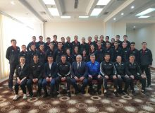 В Ташкенте стартовал международный семинар ФИФА для судей