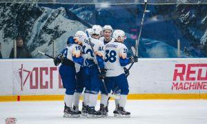 ВХЛ: «Хумо» завершил чемпионат на победной ноте