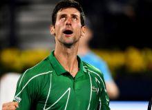 Novak Jokovich qanday mashg'ulot o'tkazishini tomosha qiling (Video)