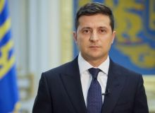Украина президенти Францияга қарши ўйиндан сўнг нималар деди?