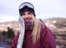 Пхёнчхан-2018: Австриялик гўзал сноубордда ғолиб бўлди