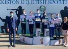В столице завершился чемпионат Узбекистана по пулевой стрельбе среди молодёжи