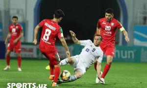 Photo Gallery   Second Half. FC Lokomotiv 4-0 FC Andijan