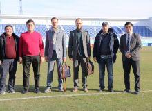 Эксперты АФК посетили «Локомотив»