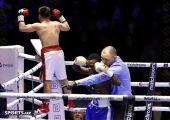 Ҳасанбой Дўсматов бокс