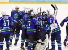 «Бинокор» стал первым финалистом чемпионата Узбекистана по хоккею