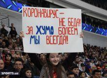 Фото: Лучшие моменты матча «Хумо» - «Торос» (1-часть)