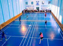В Ташкенте проходит чемпионат Узбекистана по бадминтону
