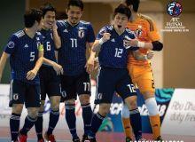Футзал. ОЧ-2018. Япония дастлабки финалчи