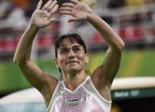 Чусовитина завоевала бронзу в упражнениях на бревне