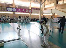 Чемпионат Узбекистана среди юниоров: Ташкентские рапиристы признаны лучшими