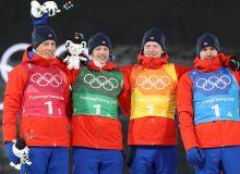 Пхёнчхан-2018: Норвегия терма жамоаси қишки Олимпиадада медаль жамғариш бўйича мутлақ рекордчи