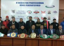 """Профессионал боксчиларимиз ҳам """"Uzbek Tigers""""га жамоаси сафига қўшилишлари мумкин"""