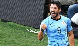 Мексика – Уругвай 1:4 (видео)