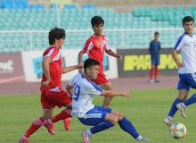 Кападзе бошқарувидаги Ўзбекистон U19 терма жамоаси Тожикистонга мағлуб бўлди