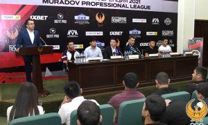 """Прошла пресс-конференция, посвященная деятельности """"MURADOV PROFESSIONAL LEAGUE"""""""