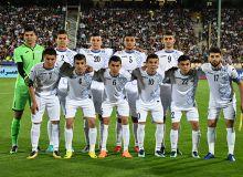 Состав сборной Узбекистана, который отправился в Уругвай