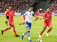 Singapore in the way as Uzbekistan bid to stay on track