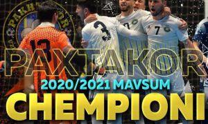 Закончился XXIV Чемпионат Узбекистана по футзалу.